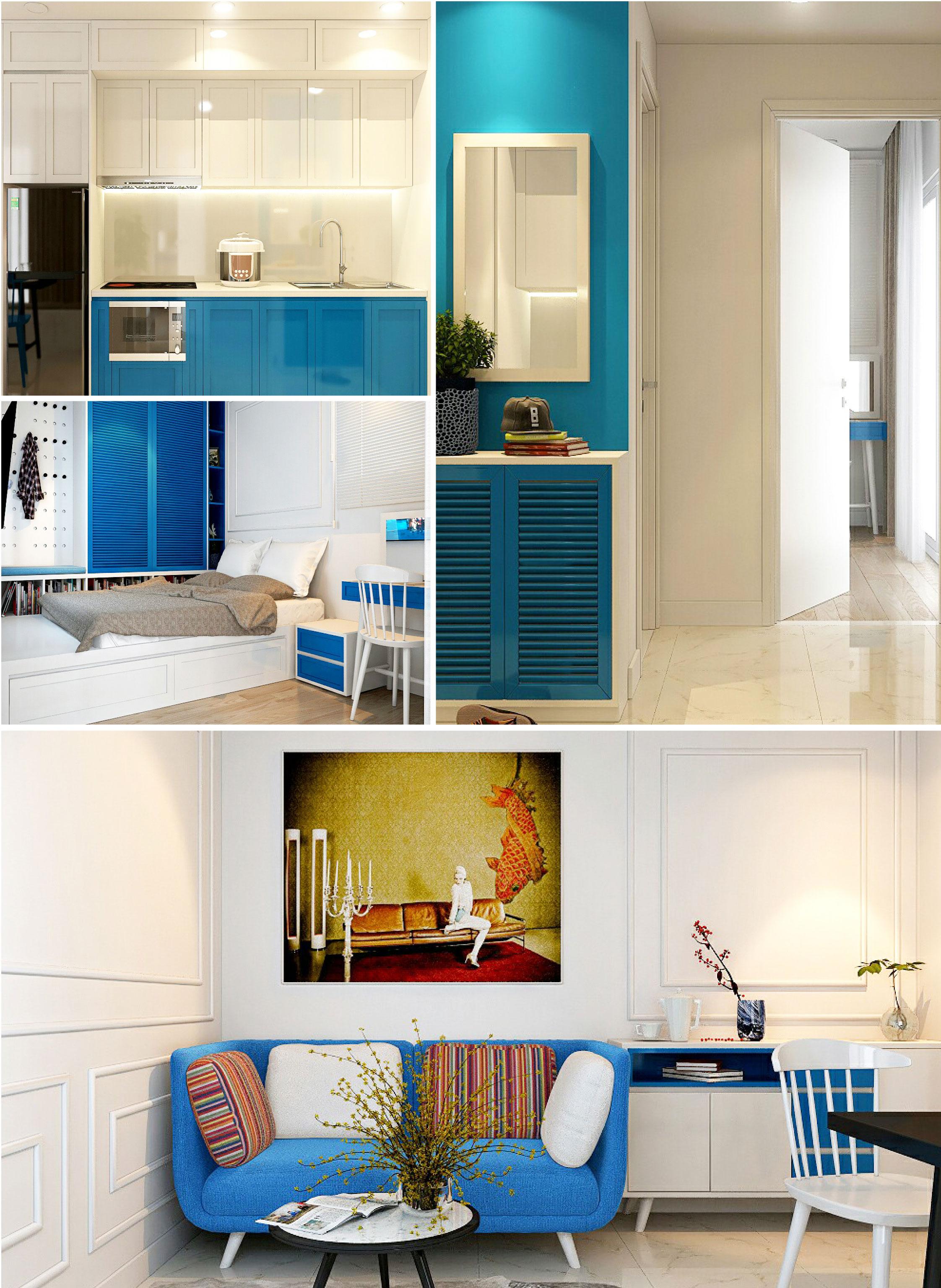 Giới thiệu về căn hộ cho thuê quận 3 Estar